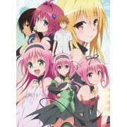 To Love Ru Darkness 2nd Vol.7 [Limited Edition] (Japan)