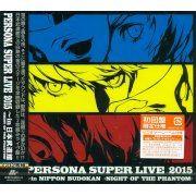 Persona Super Live 2015 In Nihon Budokan - Night Of The Phantom (Japan)