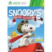 The Peanuts Movie: Snoopy's Grand Adventure (US)