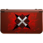 New Nintendo 3DS LL [Monster Hunter Cross Special Pack] (Japan)