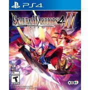 Samurai Warriors 4-II (US)
