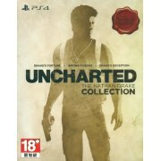 Uncharted: The Nathan Drake Collection [Limited Edition] (Chinese & English Sub) (Asia)