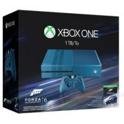 Xbox One Console System [Forza Motorsport 6 Limited Edition] (Blue) (Asia)