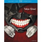 Tokyo Ghoul: The Complete Season 1 [Blu-ray+DVD] (US)