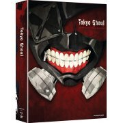 Tokyo Ghoul: The Complete Season 1 (Limited Edition) [Blu-ray+DVD] (US)
