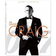 007: The Daniel Craig Collection [Blu-ray+Digital Copy] (US)