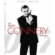 007: The Sean Connery Collection Vol. 1 [Blu-ray+Digital Copy] (US)
