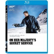 On Her Majesty's Secret Service [Blu-ray+Digital Copy] (US)
