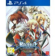 BlazBlue: Chrono Phantasma Extend (English & Chinese Sub) (Asia)