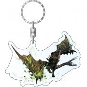 Monster Hunter X Acrylic Keychain: Flying Wyverns (Japan)