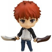 Nendoroid No. 555 Fate/stay Night Unlimited Blade Works: Shirou Emiya (Japan)