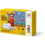 Wii U Super Mario Maker [Super Mario 30th Anniversary Set] (32GB White) (Japan)