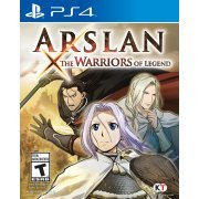 Arslan: The Warriors of Legend (US)