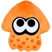 Splatoon Plush: Orange Splatoon Squid Cushion (Re-run) (Japan)