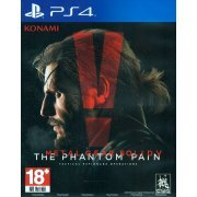 Metal Gear Solid V: The Phantom Pain (Japanese) (Asia)