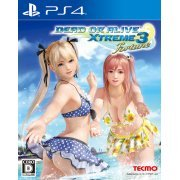 Dead or Alive Xtreme 3 Fortune (Japan)