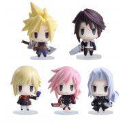 Final Fantasy Trading Arts Mini (Set of 6 pieces) (Re-run) (Japan)