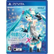 Hatsune Miku -Project DIVA- X (Japan)
