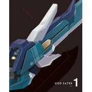 God Eater Vol.1 [Blu-ray+CD Limited Edition] (Japan)