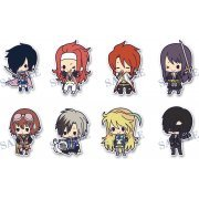 Tales of friends Rubber Strap Collection Vol. 5 (Set of 8 pieces) (Japan)