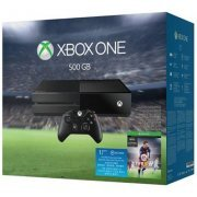 Xbox One 500GB Console System [FIFA 16 Bundle Set] (Black) (Asia)