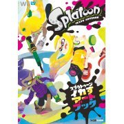 Splatoon Ikasu Artbook (Japan)