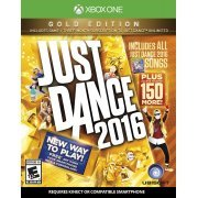 Just Dance 2016 (Gold Edition) (US)