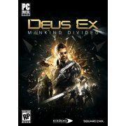 Deus Ex: Mankind Divided (Steam) steamdigital (Region Free)