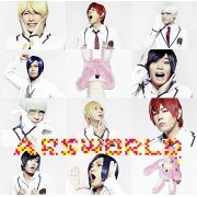 Arsworld [CD+DVD Limited Edition Type B] (Japan)
