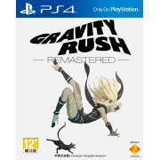 Gravity Rush Remastered (Chinese & English Subs) (Asia)