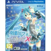 Hatsune Miku -Project DIVA- X (Chinese Subs) (Asia)