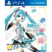 Hatsune Miku -Project DIVA- X HD (Chinese Subs) (Asia)