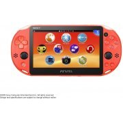 PS Vita PlayStation Vita New Slim Model - PCH-2006 (Neon Orange) (Asia)