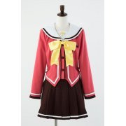 Charlotte Hoshinoumi Gakuen Girls Winter Uniform (S Size) (Japan)