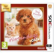 Nintendogs + Cats: Toy Poodle & New Friends (Nintendo Selects) (Europe)