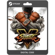 Street Fighter V steam digital (Region Free)