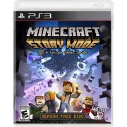 Minecraft: Story Mode - A Telltale Games Series Season Pass Disc (English) (Asia)