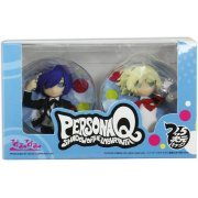 Persona Q Shadow of the Labyrinth Badge: Persona 3 Protagonist & Aigis (Japan)