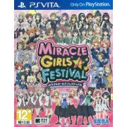 Miracle Girls Festival (Japanese) (Asia)