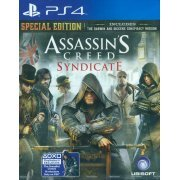 Assassin's Creed Syndicate (Special Edition) (English) (Asia)