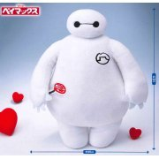 Big Hero 6 Big Plush: I Am Baymax (Japan)