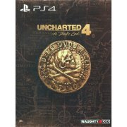 Uncharted 4: A Thief's End [Special Edition] (Chinese & English Subs) (Asia)