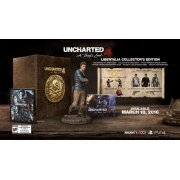 Uncharted 4: A Thief's End [Libertalia Collector's Edition] (Chinese & English Subs) (Asia)