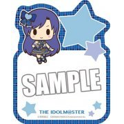 The Idolmaster Diecut Sticky: Kisaragi Chihaya Mini Chara Ver. (Japan)