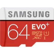 Samsung microSDXC EVO Plus 64GB, UHS-I/Class 10