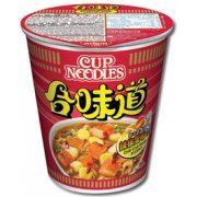 Nissin Cup Noodles - Chilli Crab Flavor