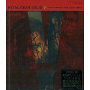 """Metal Gear Solid V Original Soundtrack """"The Lost Tapes"""" (Japan)"""