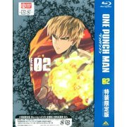 One Punch Man Vol.2 [Limited Edition] (Japan)