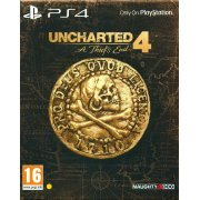 Uncharted 4: A Thief's End [Special Edition] (Europe)