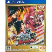 One Piece: Burning Blood [Anison Sound Edition] (Japan)